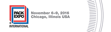2016 Pack Expo Chicago