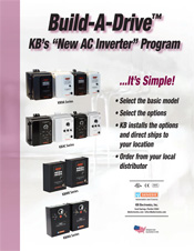 KB Electronics AC Inverter Program