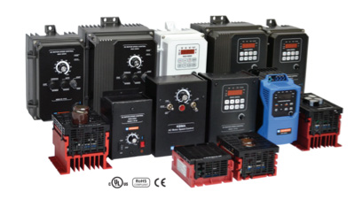 Complete Line of Hybrid AC Drives