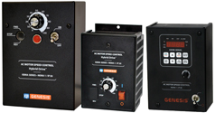 AC Drives - Variable Frequency AC Drives in NEMA 1 Enclosures
