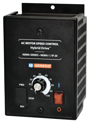 KBWA Series Hybrid Drive combining digital and analog technologies
